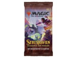 Magic the Gathering Strixhaven Set Booster