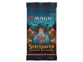 Magic the Gathering Strixhaven Collectors Boost DE