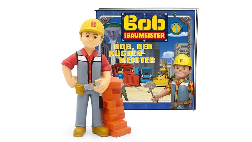 tonies - Hörfigur für die Toniebox: Bob der Baumeister: Bob der Küchenmeister