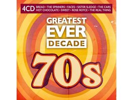 Greatest Ever Decade The Seventies