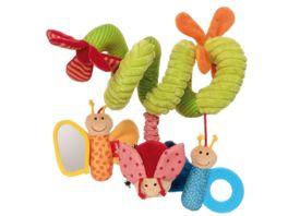 sigikid Babyschalenspielzeug Schmetterling