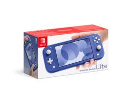Nintendo Switch Lite Konsole Blau