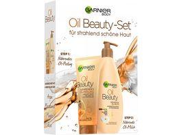 GARNIER BODY Oil Beauty Set