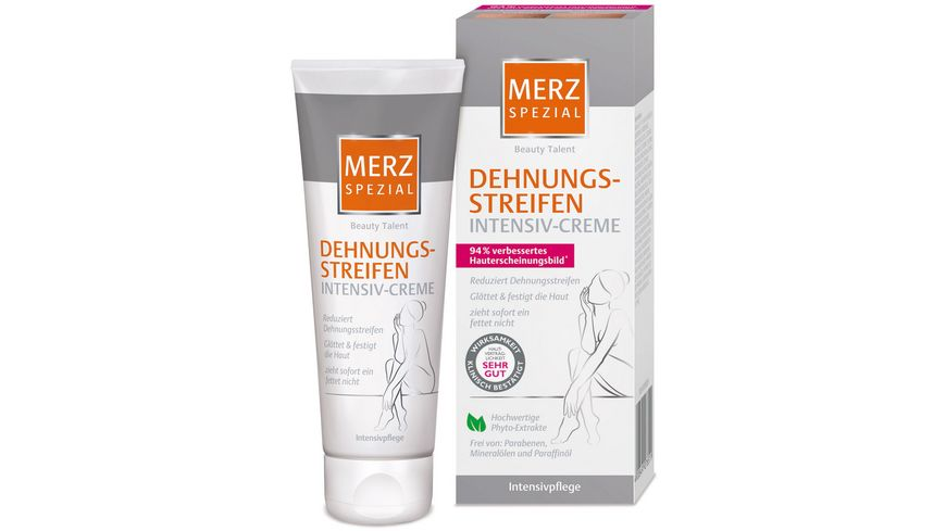 Merz Spezial Beauty Talent Dehnungsstreifen Intensiv-Creme 75ml