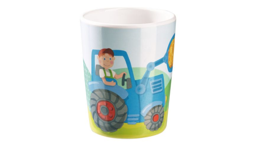HABA Becher Traktor 302815
