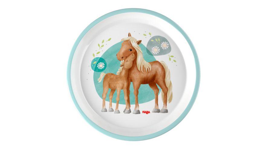 HABA Teller Pferde 305700