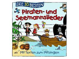 Die 30 Besten Piraten Und Seemannslieder