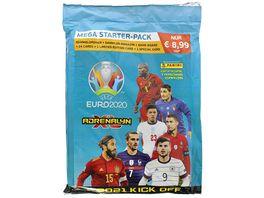 Panini EURO 2020 Adrenalyn MEGA Starter Pack 2021 KICK OFF