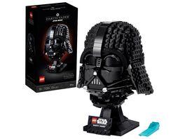LEGO 75304 Star Wars Darth Vader Helm Sammlerstueck fuer Erwachsene