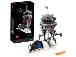 LEGO 75306 Star Wars Imperialer Suchdroide Bauset fuer Erwachsene