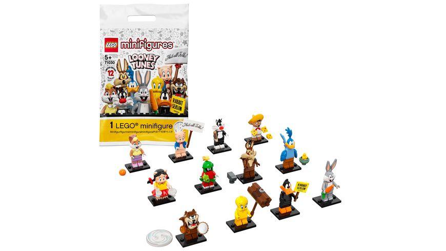LEGO 71030 Minifigures Looney Tunes Minifigur 1 von 12 Tüten zum Sammeln