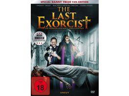 The Last Exorcist Uncut Danny Trejo Fan Edition inkl Bonusfilm