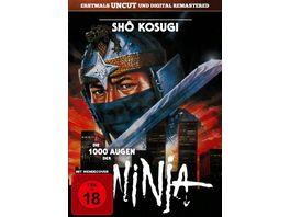 Die 1000 Augen der Ninja Uncut Edition