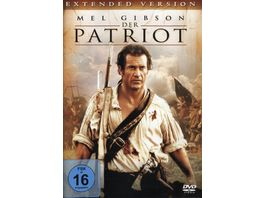 Der Patriot Mel Gibson Extended Version