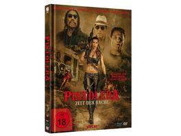 Pistolera Zeit der Rache Uncut Limited Mediabook DVD Booklet