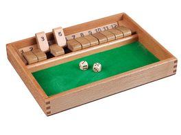 Philos Spiele Shut The Box 12er FSC 100 3120