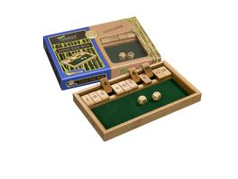 Philos Spiele Shut The Box 12er Bambus 3271