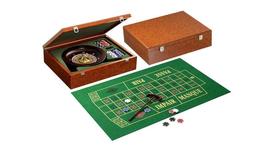 Philos-Spiele Roulette Set, Design I 3705