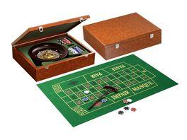 Philos Spiele Roulette Set Design I 3705