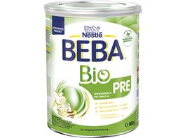 Nestle BEBA PRE Bio Anfangsmilch