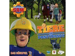 Tiere In Pontypandy Das CD Hoerspiel