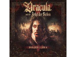 Dracula Und Der Zirkel Der Sieben 1 4 4CD Box