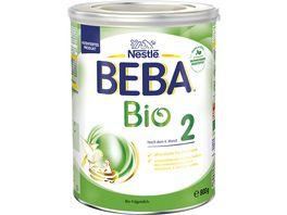 Nestle BEBA Bio 2 Folgemilch