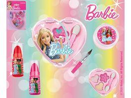 Happy People Barbie Schmink Set Herz 52007