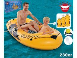 Happy People Wehncke Olympic Sportboot 230er 77012