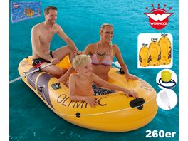 Happy People Wehncke Olympic Sportboot 260er 77013