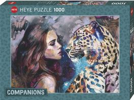 Heye Standardpuzzle 1000 Teile Aligned Destiny Companions 299590