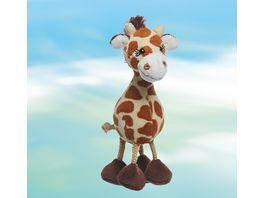 Rudolf Schaffer Magnetics Magnet Giraffe Bahati 12 cm Plueschtier