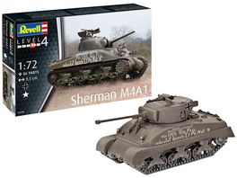REVELL 03290 Sherman M4A1