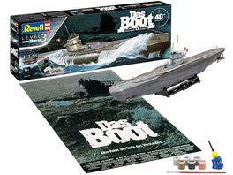 REVELL 05675 Geschenkset Das Boot Collector s Edition 40th Anniversary