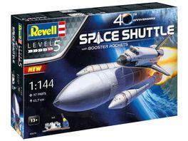 REVELL 05674 Geschenkset Space Shuttle Booster Rockets 40th