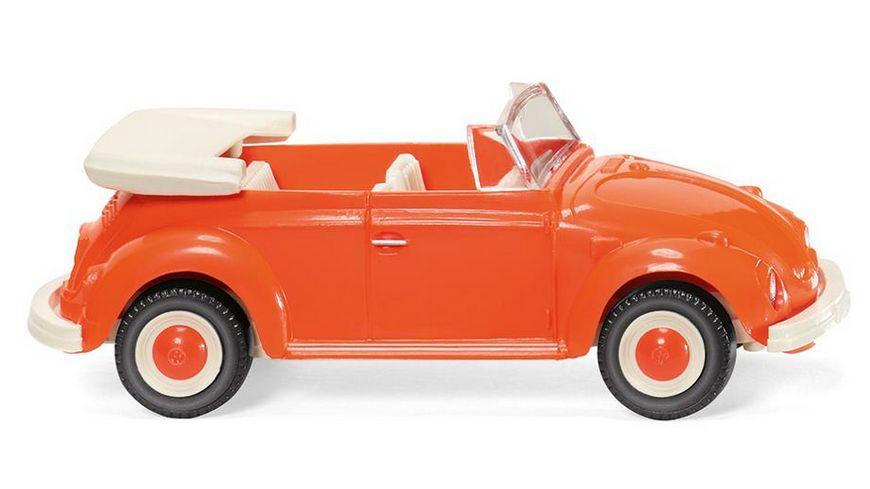 """WIKING 080209 1:87 VW Käfer Cabrio """"100 Jahre Sieper"""""""