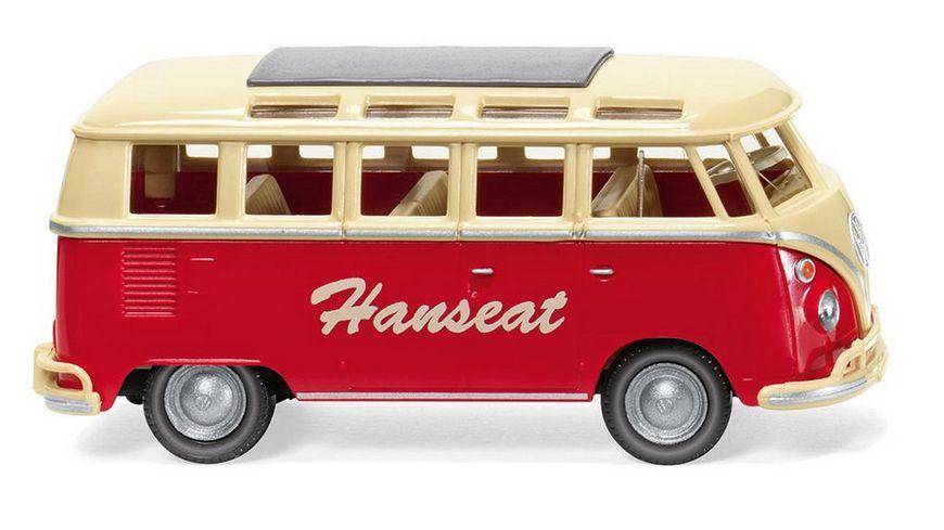 """WIKING 079730 1:87 VW T1 Sambabus """"Hanseat"""""""