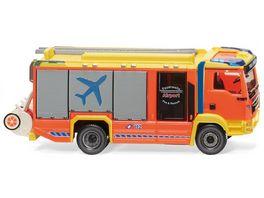 WIKING 061243 1 87 Feuerwehr AT LF MAN TGM Euro 6 Rosenbauer