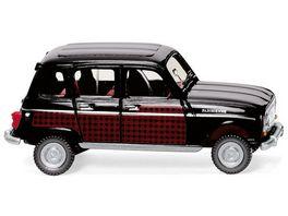 WIKING 022405 1 87 Renault R4 Parisienne