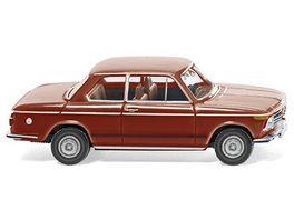 WIKING 018307 1 87 BMW 2002 purpurrot