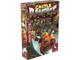Pegasus Castle Rampage deutsche Ausgabe 18144G Funspiel