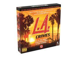 Pegasus Detective L A Crimes Erweiterung Portal Games 57507G Kennerspiel
