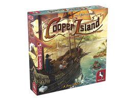 Pegasus Cooper Island Frosted Games 57311G Expertenspiel