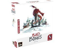 Pegasus Bad Bones deutsche Ausgabe 57250G Kennerspiel