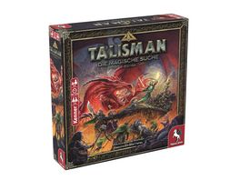 Pegasus Talisman Die Magische Suche 4 Edition 56200G Kennerspiel