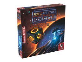 Pegasus Roll for the Galaxy deutsche Ausgabe 53040G Expertenspiel