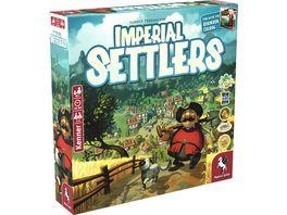 Pegasus Imperial Settlers deutsche Ausgabe 51962G Kennerspiel