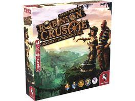 Pegasus Robinson Crusoe Abenteuer auf der Verfluchten Insel 51945G Expertenspiel