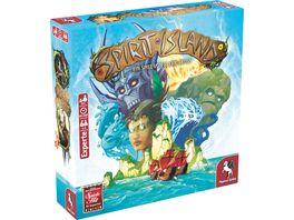 Pegasus Spirit Island deutsche Ausgabe 51896G Expertenspiel