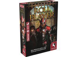 Pegasus Roll Player 51305G Kennerspiel